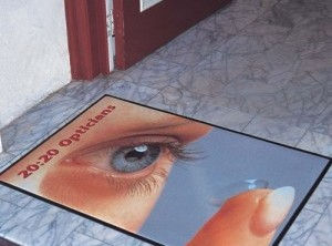 Promotional Mat Advertising from $72.00