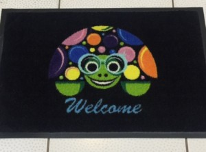 Designer Welcome Mats $79.95